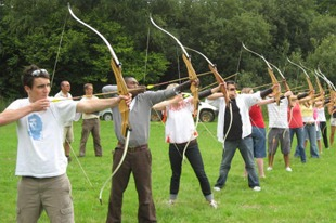 archery corporate days