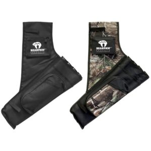 Bear Paw Side Quiver Adventure Black