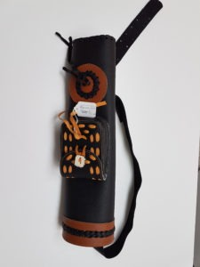 Hand Made Leather Quiver 605