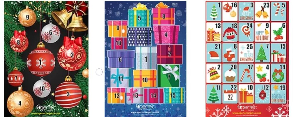 Christmas Targets 2