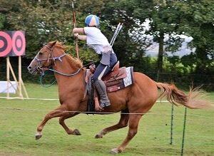 Horse Archery