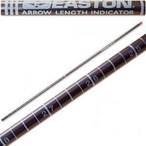 Easton draw length shaft
